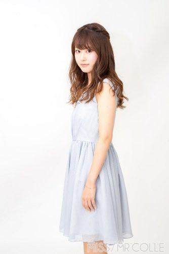 松本有紗(ミス東大2017)