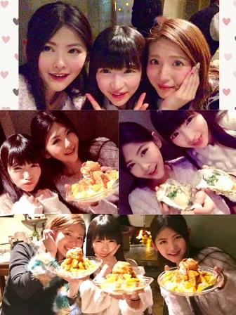 桝渕祥与(ますぶちさちよ) 大食い三姉妹