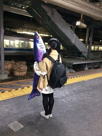 鮭山未菜美