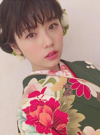 小芝風花(こしばふうか)