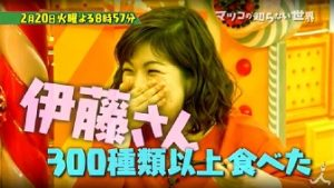 伊藤光(ドン伊藤)のおすすめの親子丼のお店の名前や場所をマツコの知らない世界で紹介!