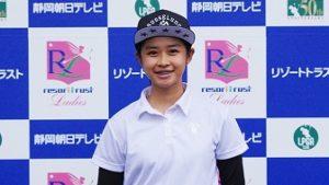 立松里奈(ゴルフ)はタイのタイガーウッズ!身長、年齢、出身、国籍、学歴は?【スポーツ大将】