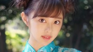 熊江琉唯の身長、本名、年齢、出身や学歴は?ハーフタレントが笑ってコラえてに出演