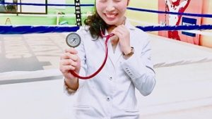 高橋怜奈は女医で驚きのプロボクサー?経歴や成績や身長、年齢、学歴や出身や本名や勤務先は?【初耳学】