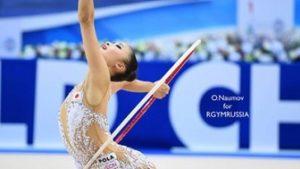 皆川夏穂がロシアで過酷な新体操生活!東京オリンピックへ!身長、年齢、出身、成績は?【情熱大陸】